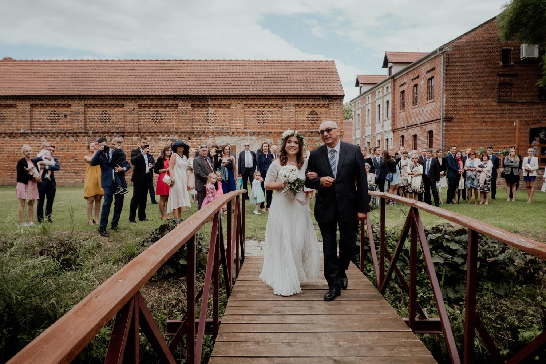 Fotograf ślubny Zielona Góra - Leniwka