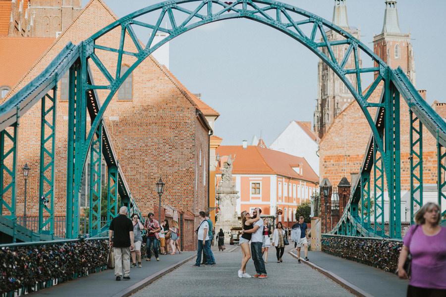Sesja narzeczeńska Wrocław