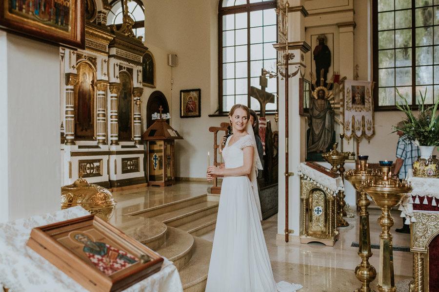 Pałac Warmątowice Ślub