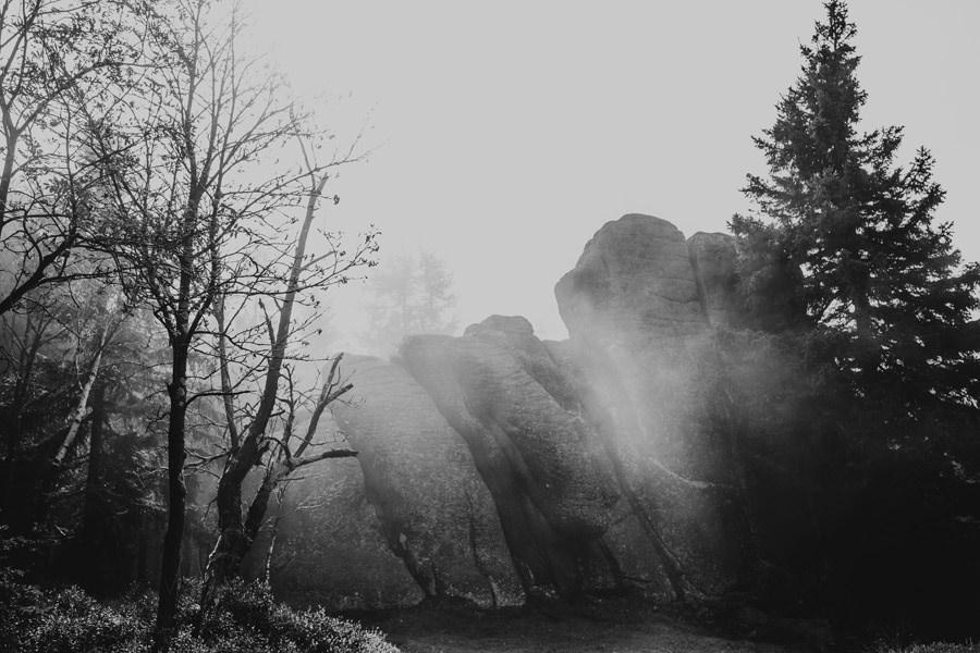sesja plenerowa w górach Rudawy