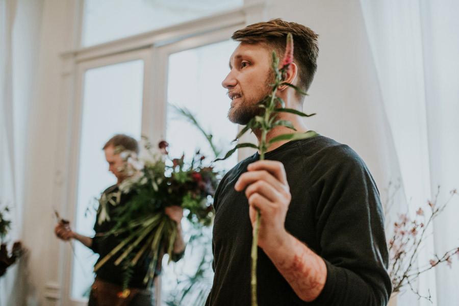 Kwiaty i Miut