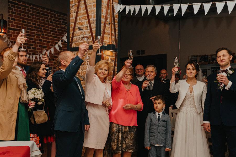 ślub industrialny Manufaktura Świdnica