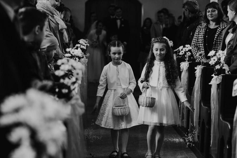 ślub industrialny ceremonia