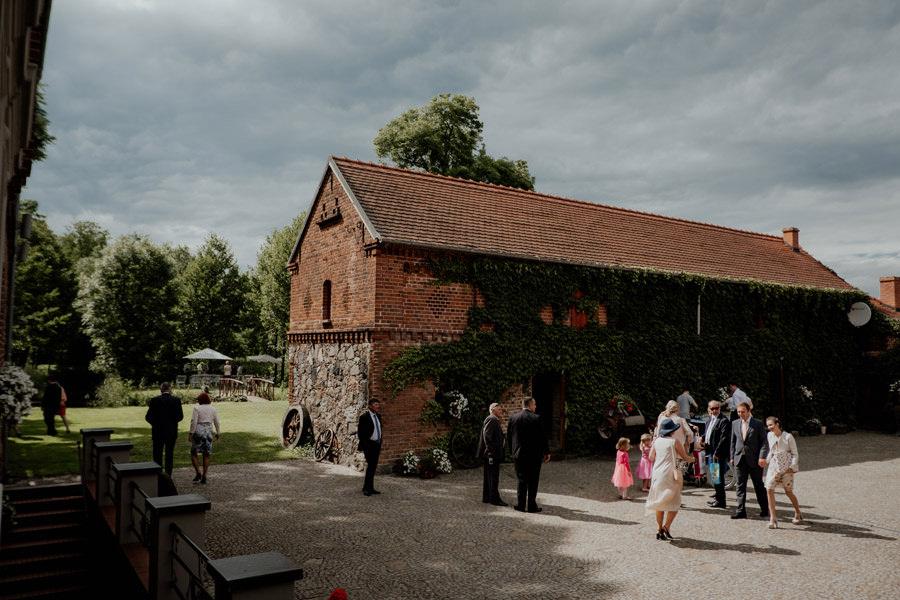 Stodoła na wesele Lubuskie Leniwka przygotowania