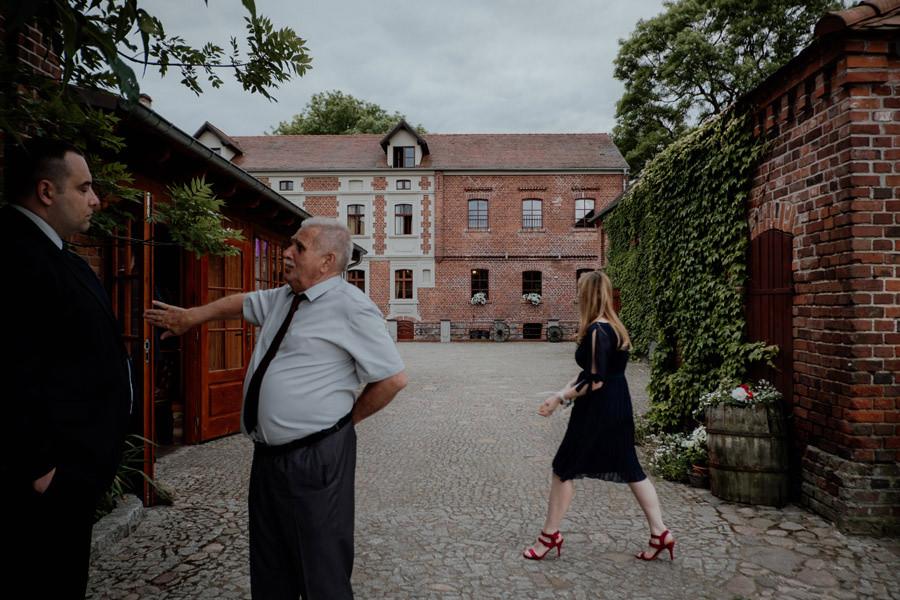 Stodoła na wesele Lubuskie Leniwka