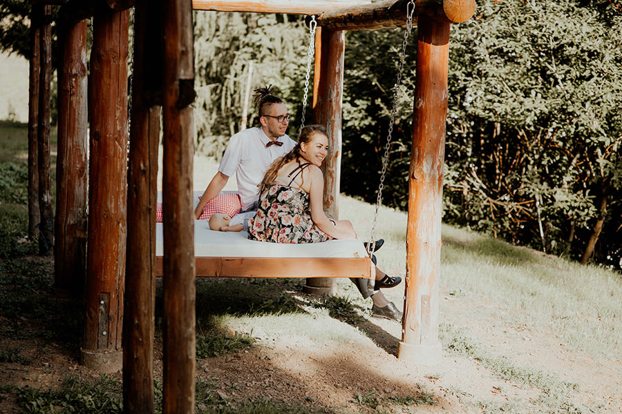 Boho Wedding In Poland
