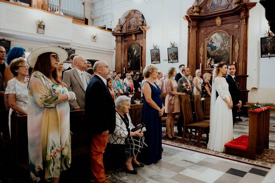 Ceremonia Wesele Majątek Howieny