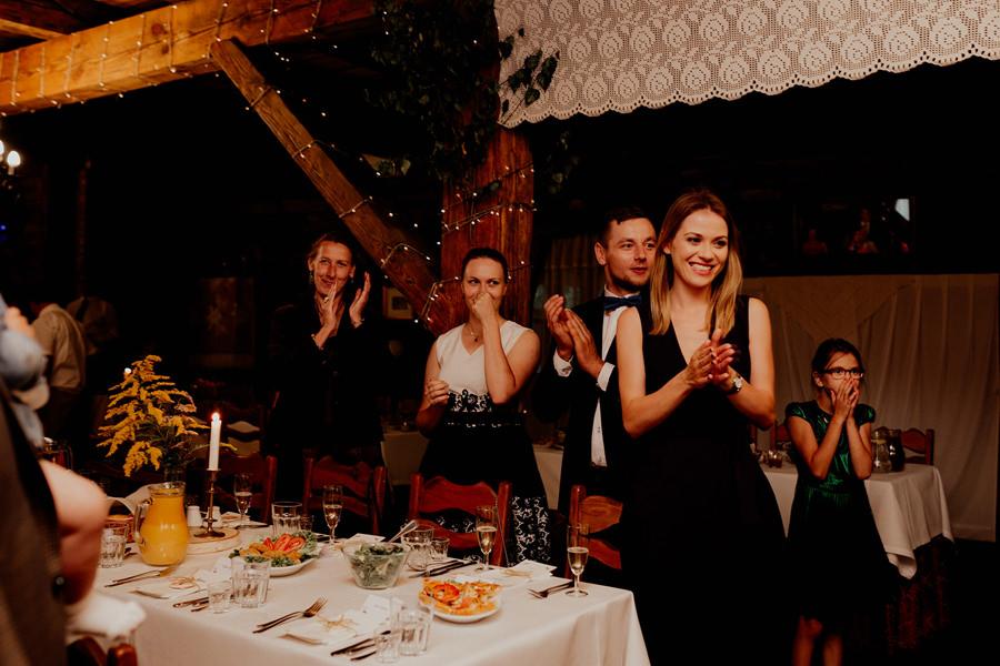 Goście weselni Wesele Majątek Howieny