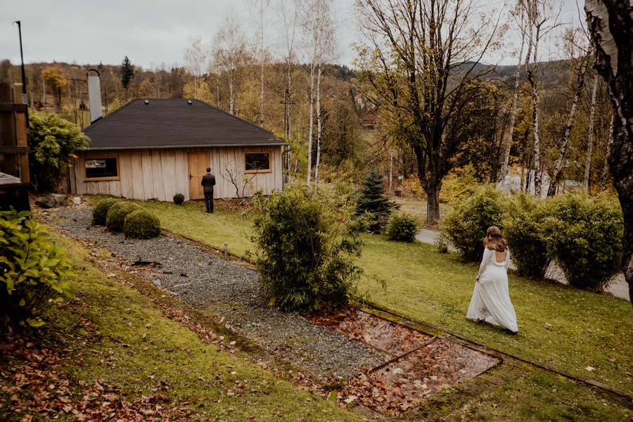 Ślub plenerowy w górach