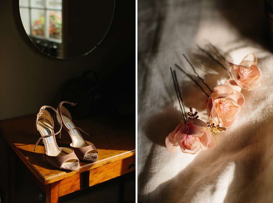 London Wedding Photographer jimmy choo shoes