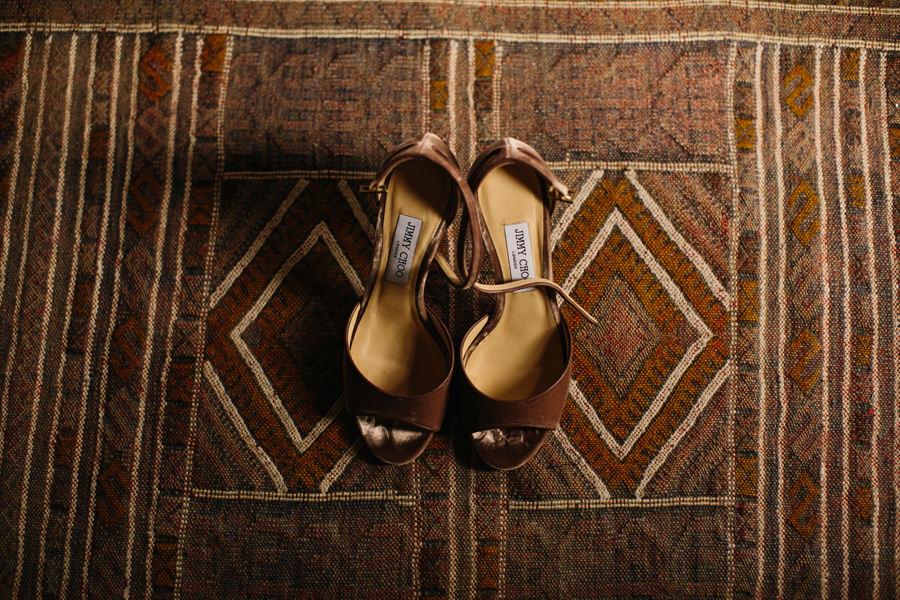 London Wedding Photographer jimmy choo shoes