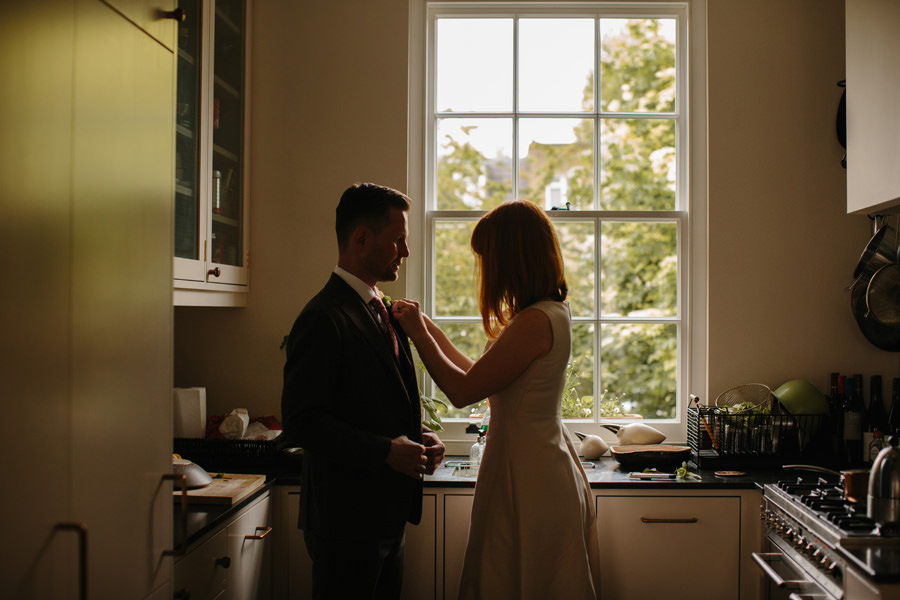 London Wedding Photographer preparations