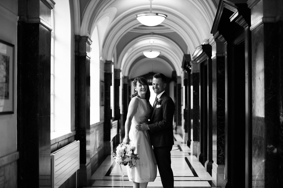 London Wedding Photographer Islington Townhall