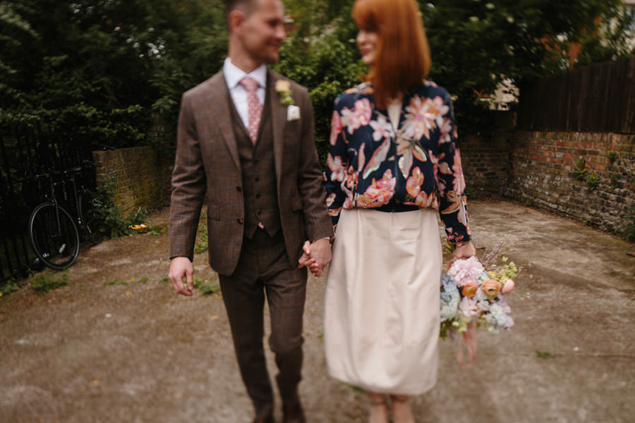 London Wedding Photographer couple portrait