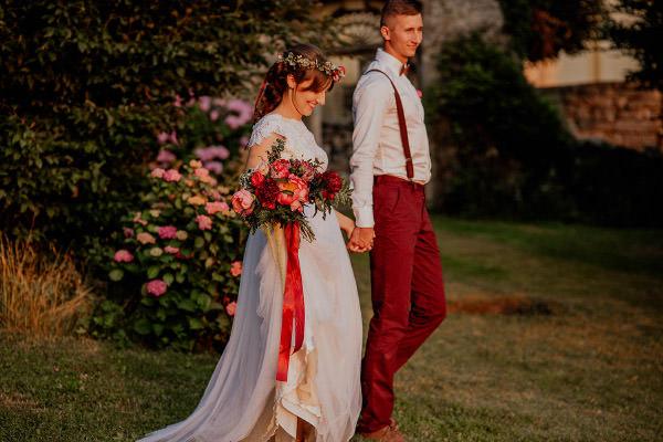 Ślub we Dwoje Pałac Lenno