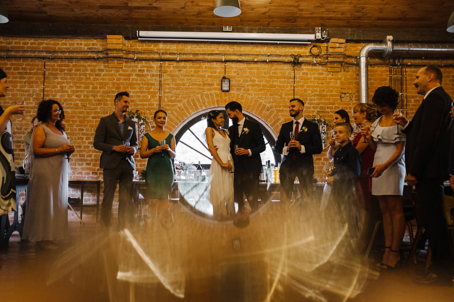 Industrial Wedding Stara Kruszarnia