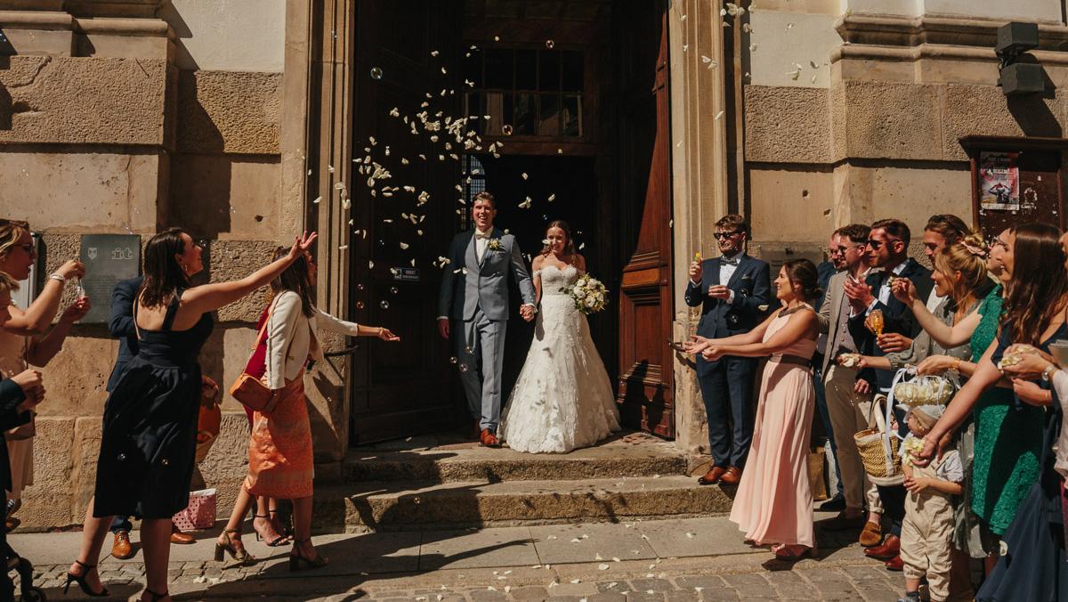 Fotografia ślubna wykonana we Wrocławiu przez Joannę Jaskólską