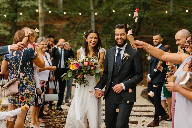 Fotografia na ślubie na Dolnym Śląsku wykonana przez Joannę Jaskólską